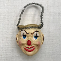 Nostalgic Clown Lamp Ornament