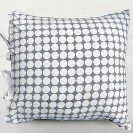 Tania Pillow in Gray