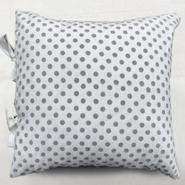 Emilie Pillow in Gray