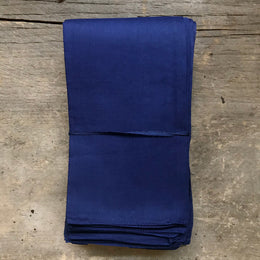 Set of 6 Lisa Corti Napkins in Blue