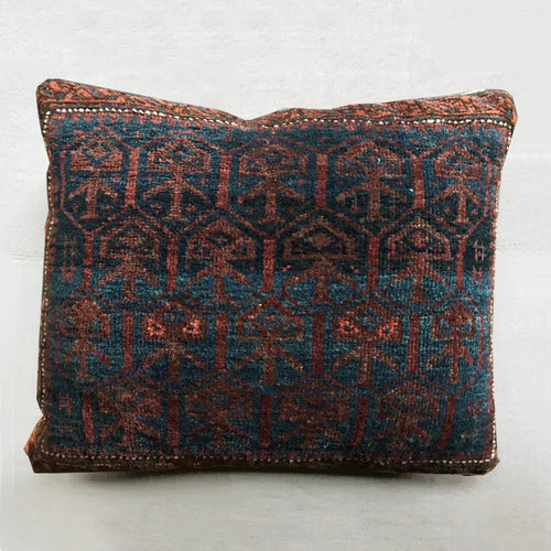 Vintage Rug Pillow