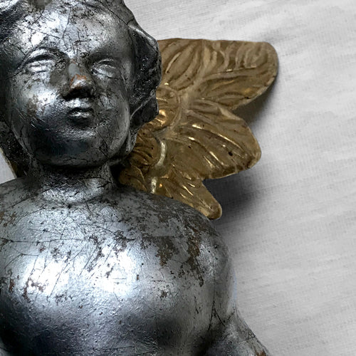 19th Century French Cherub Pair