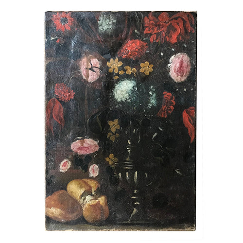 Early 19th Century Floral Painting