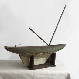 Antique Boat Model