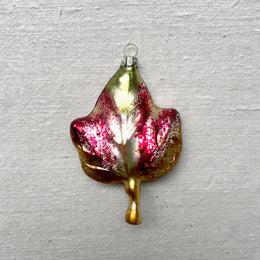 Ivy Leaf Ornament