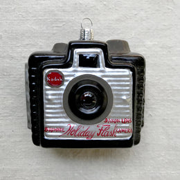 Kodak Camera Ornament