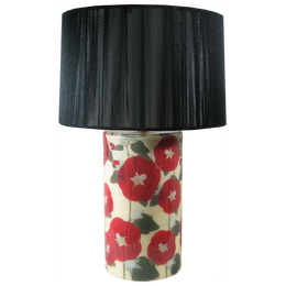 Hollyhock Lamp