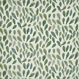 Leaf Speciment Thyme Fabric