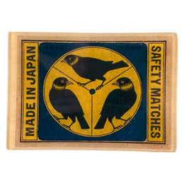 3 Birds (Safety Matches)