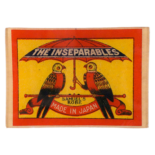 Inseparables (Safety Matches)