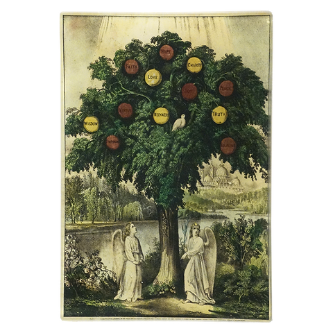 Twelve Manner of Fruit (Tree)