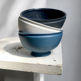 Small Footed Bowls