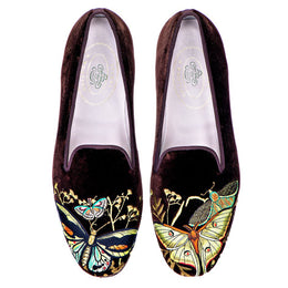 Mariposas Velvet Slipper