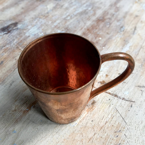 Copper Shot Glass Mug