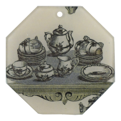 "Tea Set (St Louis) (3"" Oct.)"