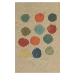 19th Century Color Study