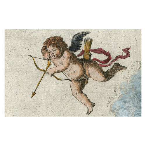 Cherub with Arrow