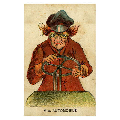 Mrs. Automobile