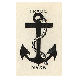 Anchor Trademark - FINAL SALE