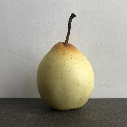 Yellow William Pear