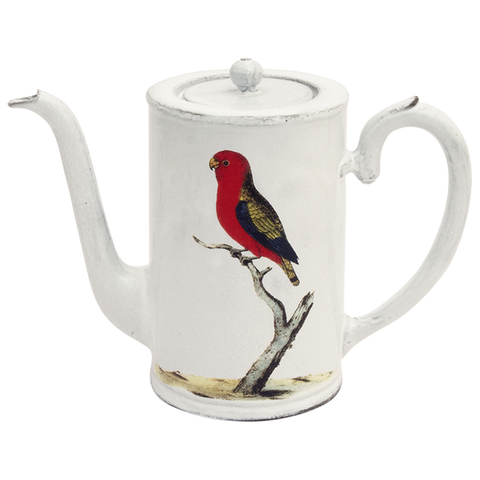 Parrot Coffee Pot