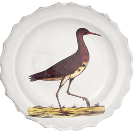 Pool Snipe Soup Plate