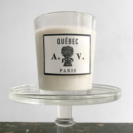 Quebec Candle