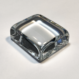 Small Rectangular Paperweight - Final Sale