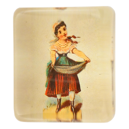 Woman with Apron