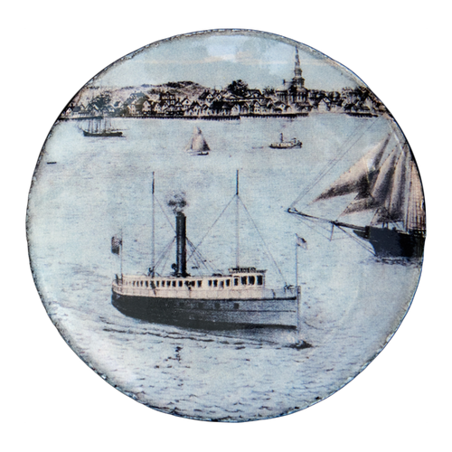 Steamboat Saucer