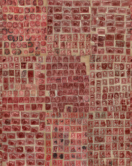 Stamps - Red