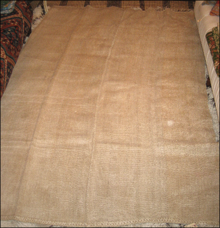 "TK5 9'9"" x 5'2"" Turkish Kilim"