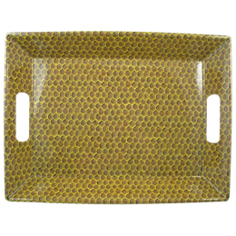 Honeycomb Handled Tray