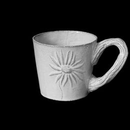 Fleurs Cup with Small Handle