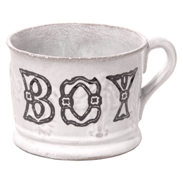 """Boy"" Low Cup"