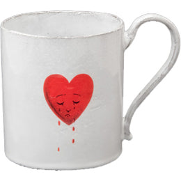 Crying Heart Mug