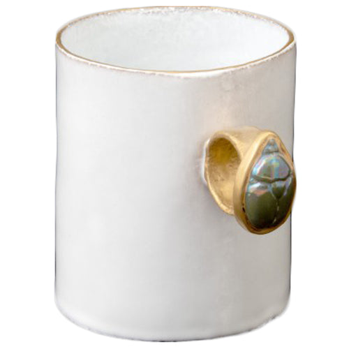 Serena Beetle Ring Cup