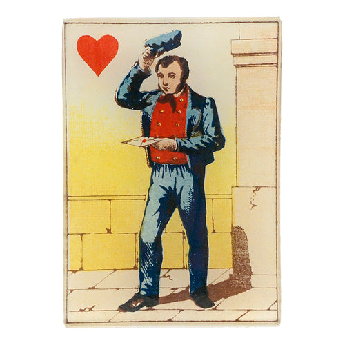 Cards - Hearts - Jack