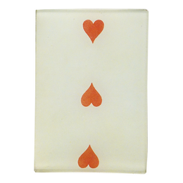 3 of Hearts (Suits Four Straight)