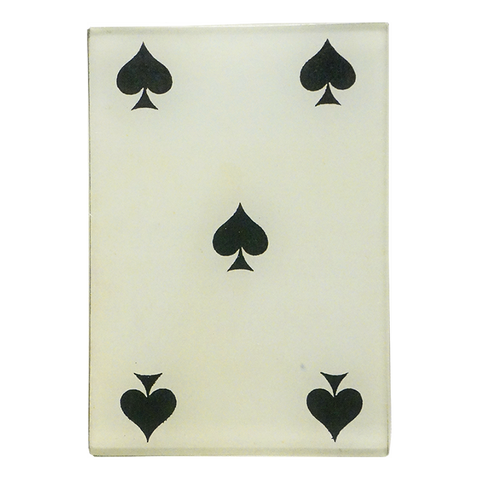 5 of Spades (Suits Four Straight)