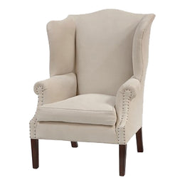Thorntail Wingback Chair