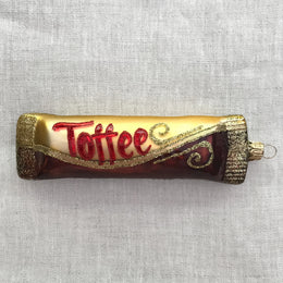 Toffee Ornament
