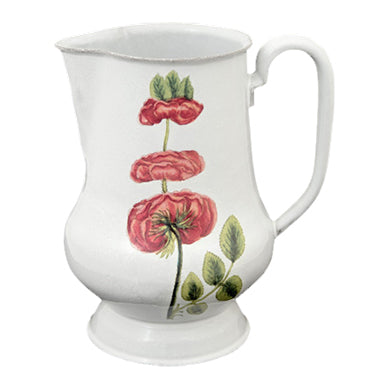 Triple Rose Pitcher
