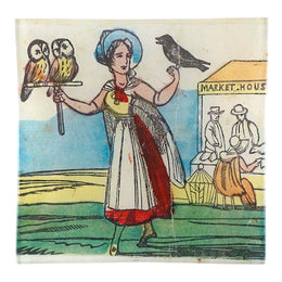 Lady with Owls