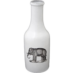 Elephant Bottle Vase