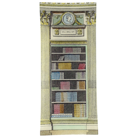 Library Cameo Pink White