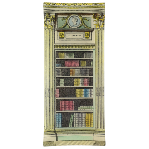 Library Cameo Yellow Green