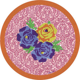 Set of 4 Poppy Pink Placemats
