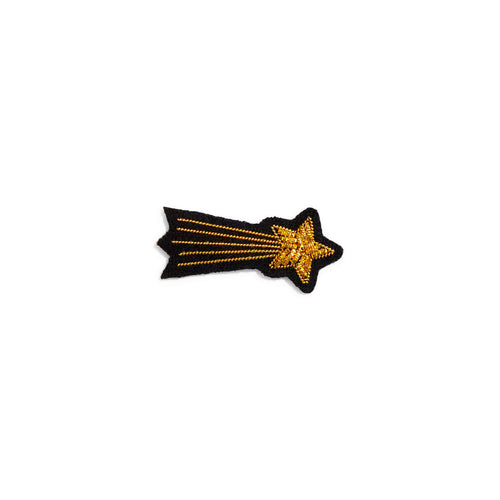 Méliès Shooting Star Pin