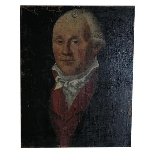 Portrait of French Man